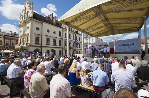 Regionalna konwencja programowa, Rzeszów 18.06.2016