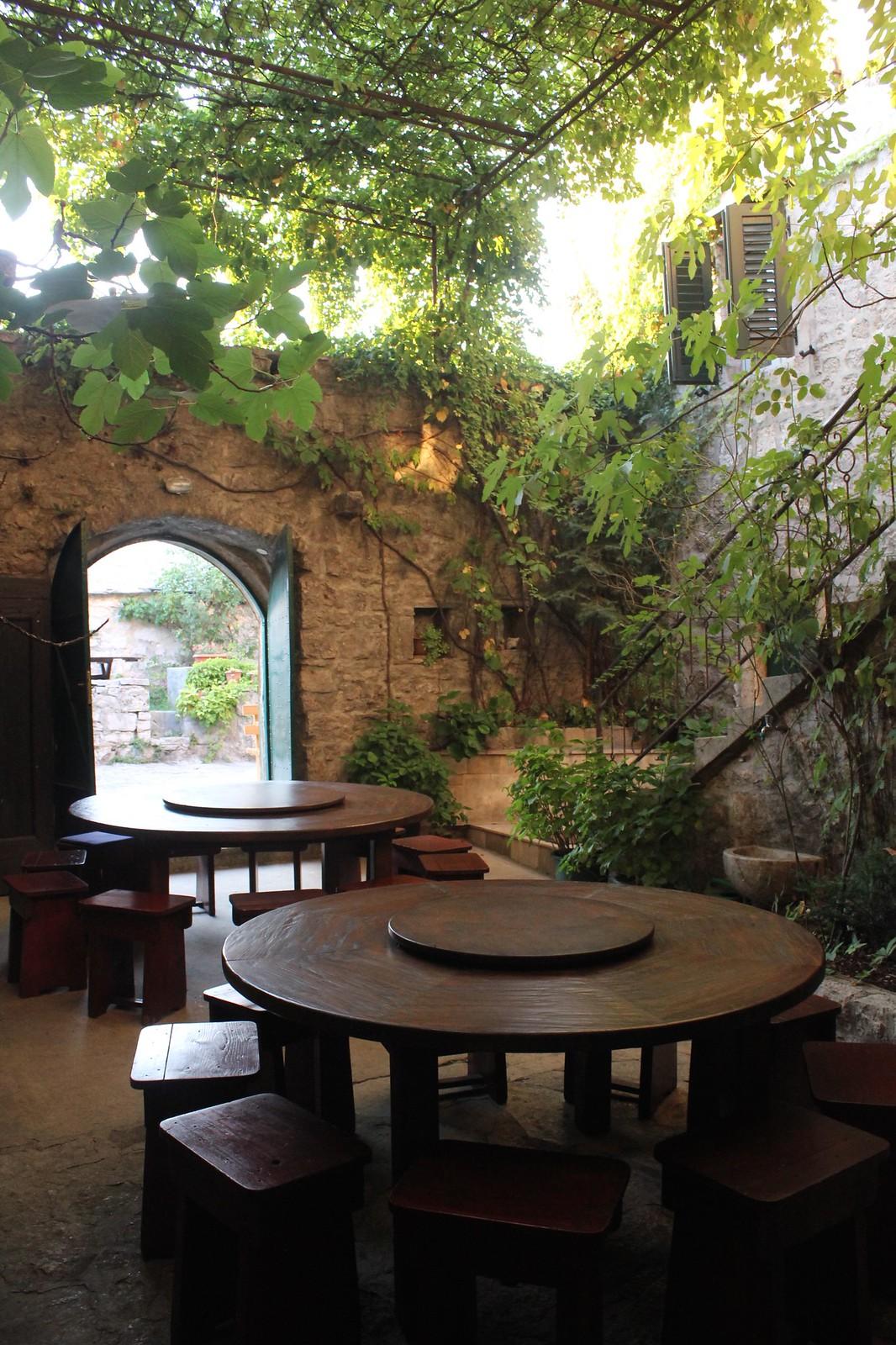 Bol Croatia quaint restaurant Konoba Mlin