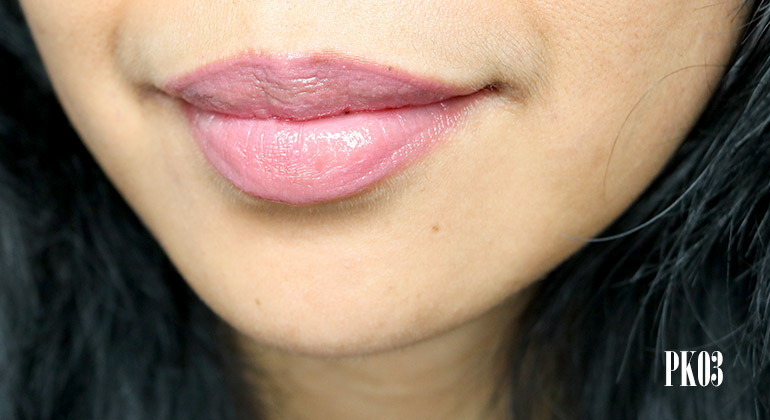 13 Maybelline Lip Flush Swatches Review - Gen-zel.com(c)