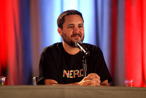Wil Wheaton | by Gage Skidmore