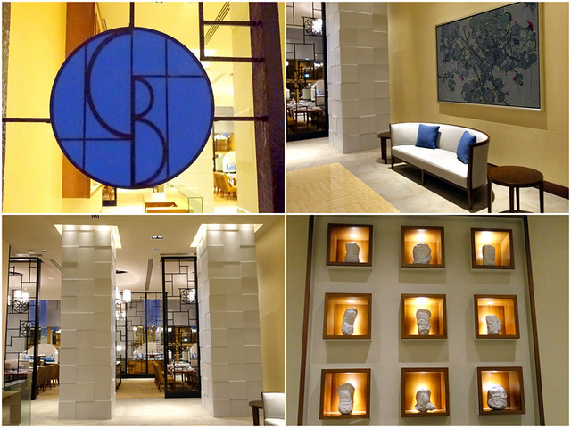 Conrad Manila's China Blue by Jereme Leung