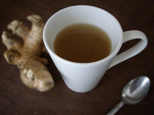 Ginger Tea | by TheHealthyAdvocate