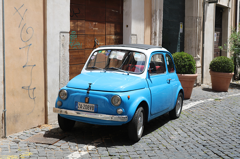 Rome 50 - Adora Mehitabel