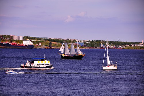 Halfiax Harbour, Halifax, Nova Scotia | by Nancie (Ladyexpat)