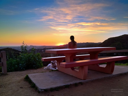 A Griffith Park Sunset | by RobertCross1 (off and on)