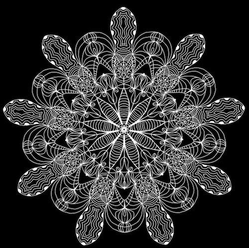 Digital Mandala