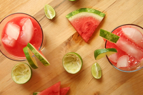 watermelon agua fresca 8 | by crumblycookie