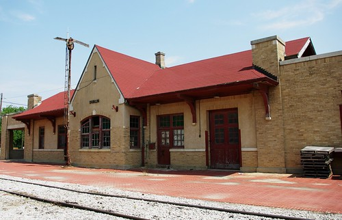 Dublin, TX train station | by kla4067