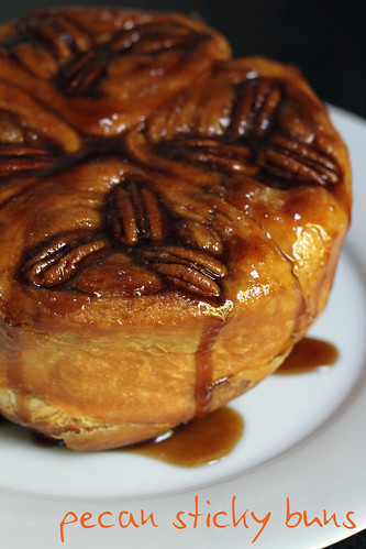 pecan sticky buns | by awhiskandaspoon