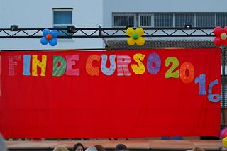 Fin de Curso 2015/16