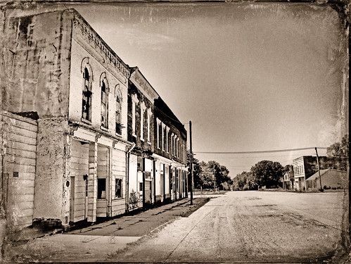 GHOST TOWN | by FotoEdge