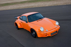 1974 911 RSR Project