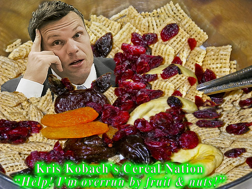 Kris Kobach's Cereal Nation - h9085 | by SouthernBreeze