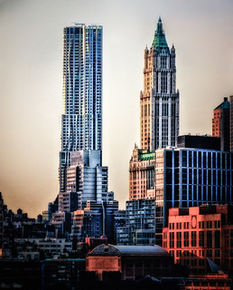 The new and the old in NYC | by Dennis Herzog