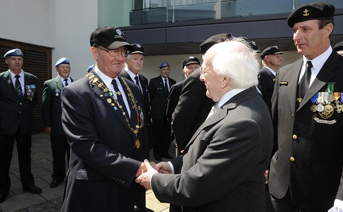 Commemoration - LS  Quinn DSM | by Irish Defence Forces