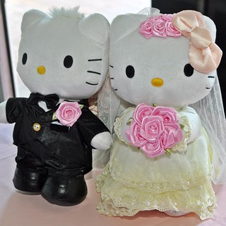 Hello Kitty & Dear Daniel Wedding | by Danburg Murmur