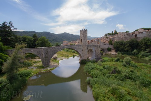 Explored again :) Besalu | by BJSmit