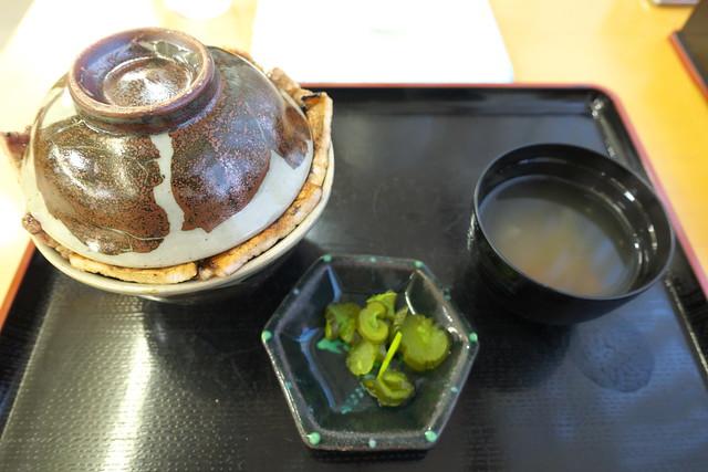 こぶしの湯 あつま 豚丼_03