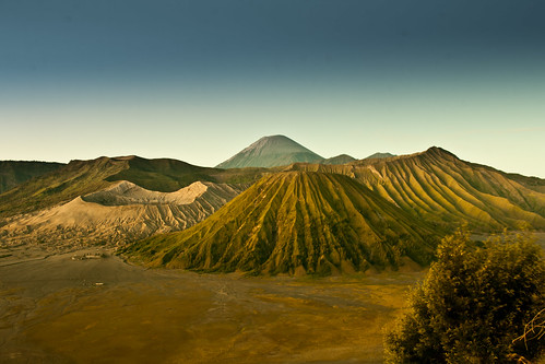 The Lunar Lanscape of the Tengger Caldera | by SimonFlanagan