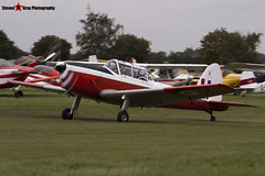G-BWUT WZ879 X - C1 0918 - Private - De Havilland Canada DHC-1 Chipmunk 22 - Little Gransden - 090830 - Steven Gray - IMG_3912