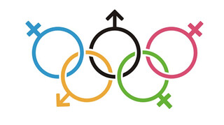 Olympic rings | by Bitch Bloggers