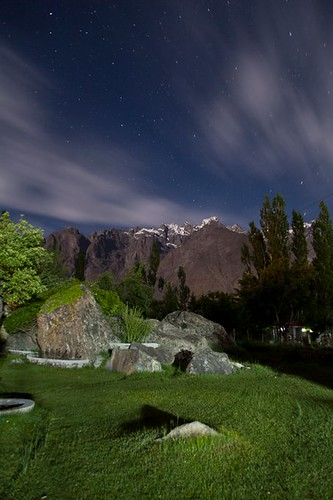NIGHT AT SHANGRILA,PAKISTAN | by TARIQ HAMEED SULEMANI