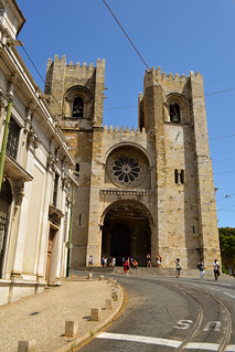 Lisbon cathedral | by generatorrr