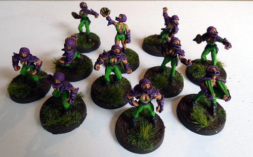 Blood Bowl Teams