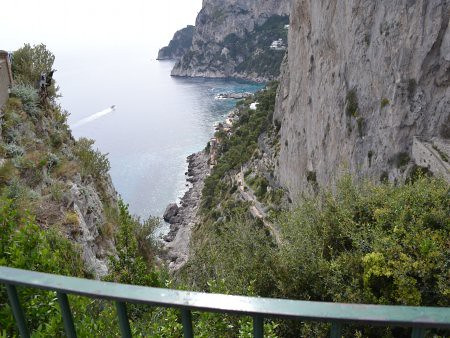 Capri insula magica din Marea Tireniana 30