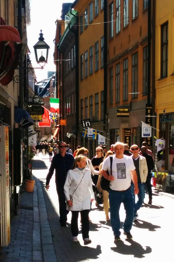 June 12 Stockholm