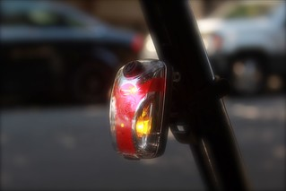 Light & Motion Vis180 Micro taillight | by egocyclic