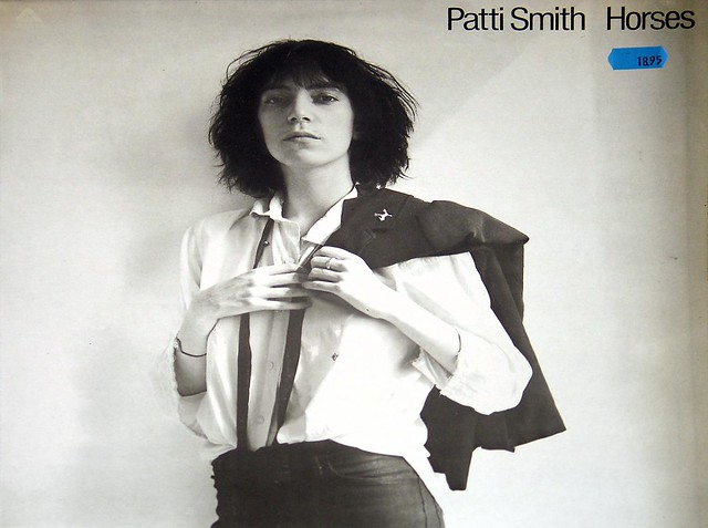 "PATTI SMITH HORSES 12"" Vinyl LP"