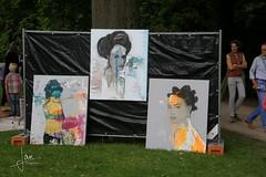 Enschede (2016) - Kunst in het Volkspark