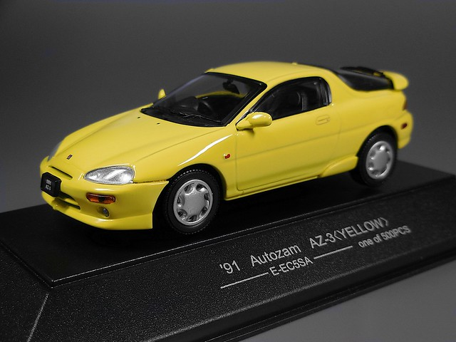 MAZDA Autozam AZ-3 1991