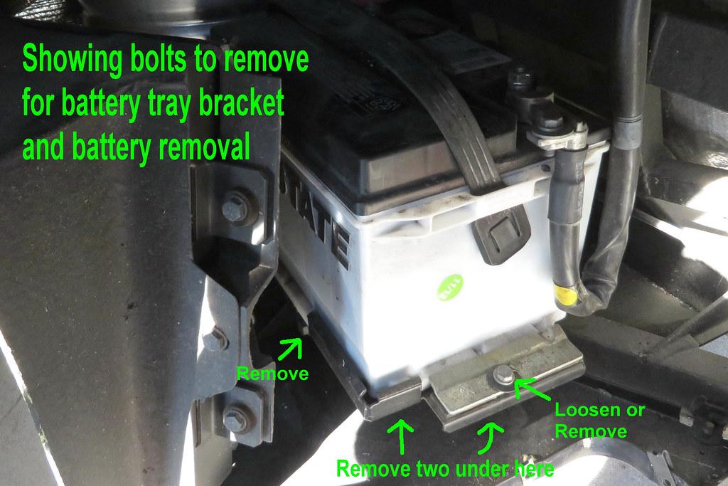 Hooking Up A Battery Tender To 08 Murci Lamborghini Forum