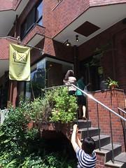 麹町カフェでランチ 2016.7.4