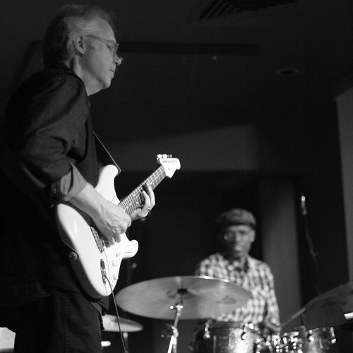 Beautiful Dreamers with Bill Frisell and Rudy Royston | by kevin dooley