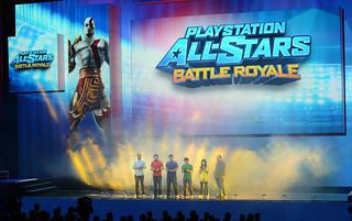 PlayStation All-Stars Battle Royale: E3 2012 | by PlayStation.Blog