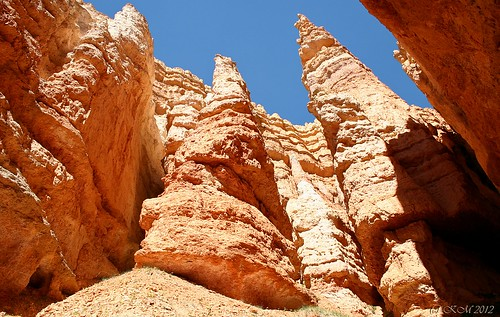 Sandstone Skycrapers | by Hidinginthelight