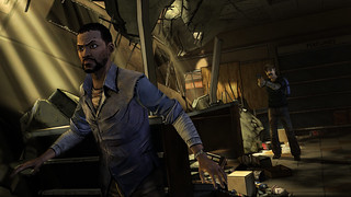 The Walking Dead Episode 3 - drugstore | by PlayStation.Blog