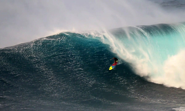 Jeff Rowley Big Wave Surfer 2012 Finalist Billabong XXL Big Wave Awards Ride of Year by Minnie Vuong Xvolution Media