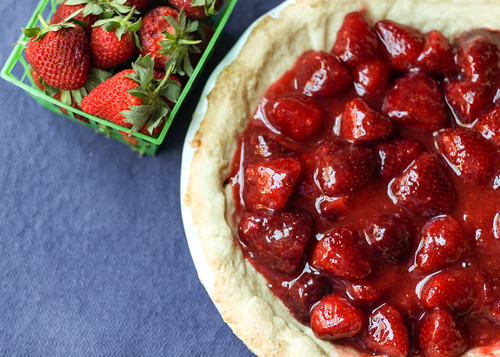 Fresh Strawberry Pie | by niftyfoodie
