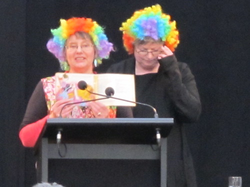 Sue Colyer and Louise Easter | by Christchurch City Libraries