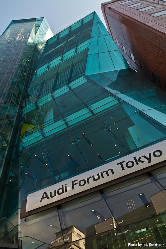 Audi Forum Tokyo-4