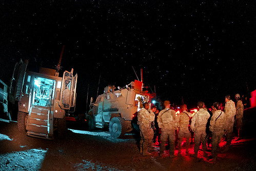 Night Briefing | by The U.S. Army
