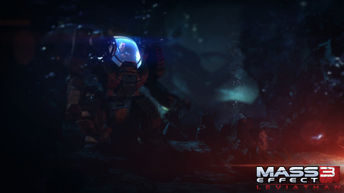 Mass Effect 3: Leviathan DLC for PS3 | by PlayStation.Blog