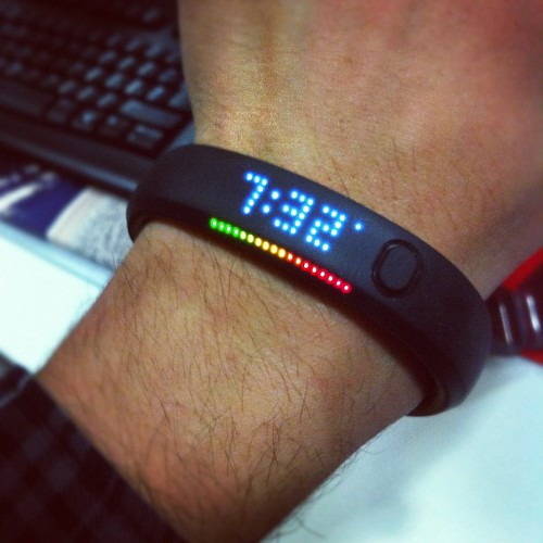 Nike Fuelband | by BadSwan