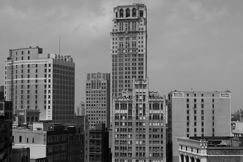 Broderick Tower Detroit | by MarkTheHall