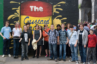Manchester group at the Custard Factory | by MadLabUK