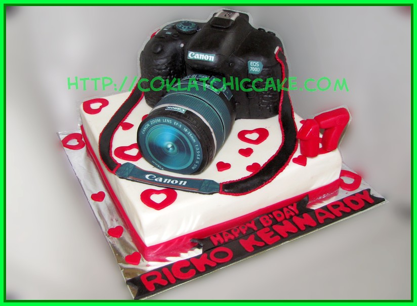 Cake camera